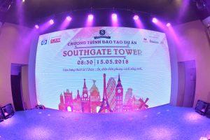 Sougate Tower lấy cảm hứng thiết kế châu Âu
