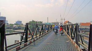 Gần 600 tỷ xây cầu Long Kiểng mới - PHR